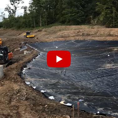 Attenuation Pond Video